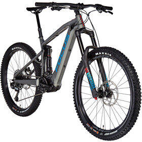FOCUS Sam² 6.7 E-MTB Full Suspension grey